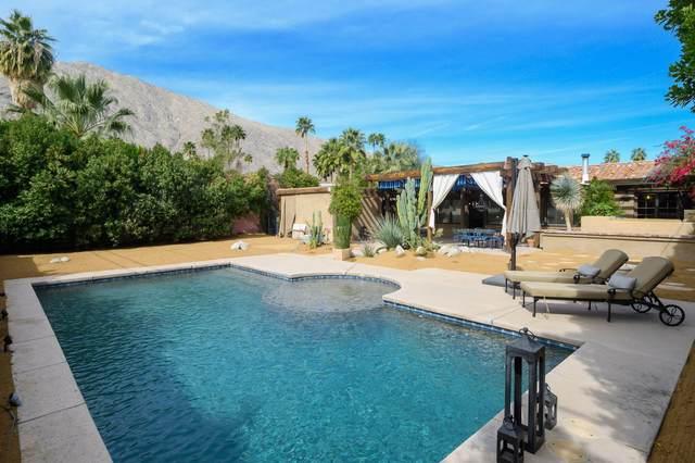 261 E Ocotillo Avenue, Palm Springs, CA 92264 (MLS #219040232) :: The Sandi Phillips Team