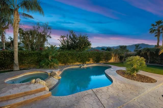 50 Lucerne Drive, Palm Desert, CA 92260 (MLS #219040271) :: The Sandi Phillips Team
