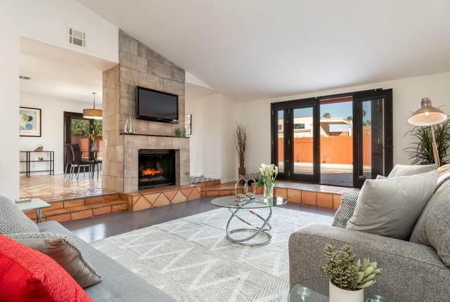 1862 N Nogales Way, Palm Springs, CA 92262 (MLS #219040326) :: The John Jay Group - Bennion Deville Homes