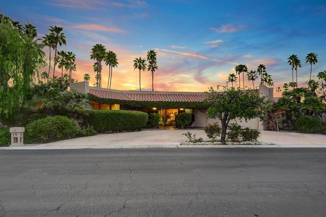 65 Dartmouth Drive, Rancho Mirage, CA 92270 (MLS #219040632) :: The Sandi Phillips Team