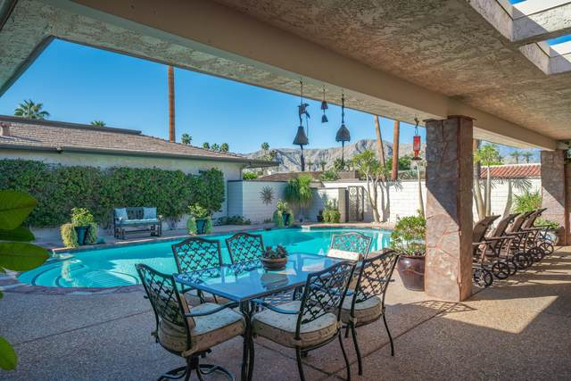 28 Dartmouth Drive, Rancho Mirage, CA 92270 (MLS #219040706) :: The Sandi Phillips Team
