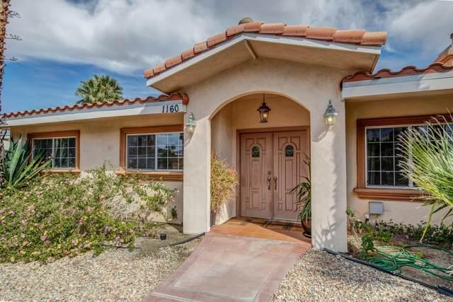 1160 N Calle Marcus, Palm Springs, CA 92262 (#219040722) :: The Pratt Group