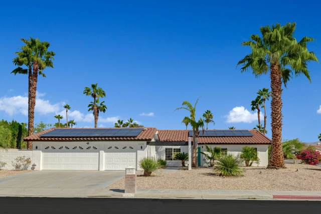 1370 E Rosarito Way, Palm Springs, CA 92262 (MLS #219040739) :: The John Jay Group - Bennion Deville Homes