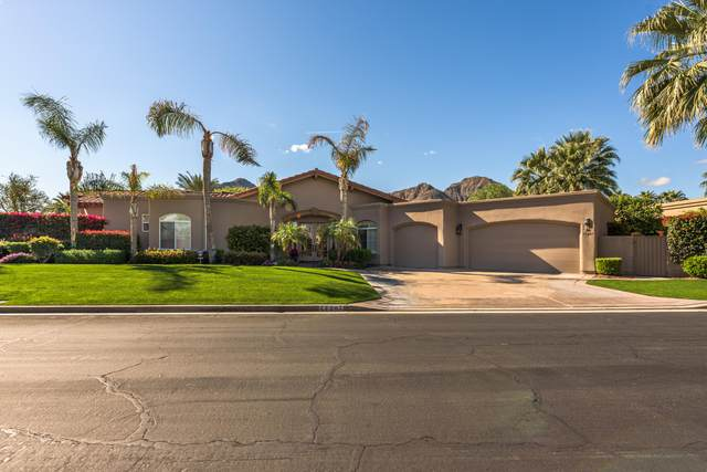 77207 Tribecca Street, Indian Wells, CA 92210 (MLS #219040746) :: The Jelmberg Team