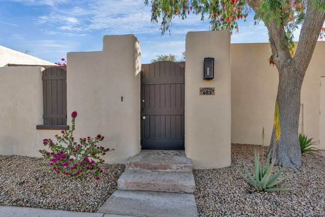 483 N Hermosa Drive, Palm Springs, CA 92262 (MLS #219040783) :: The Jelmberg Team
