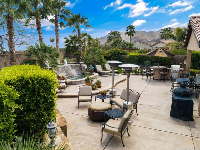 60614 Desert Shadows Drive, La Quinta, CA 92253 (MLS #219040864) :: The Sandi Phillips Team