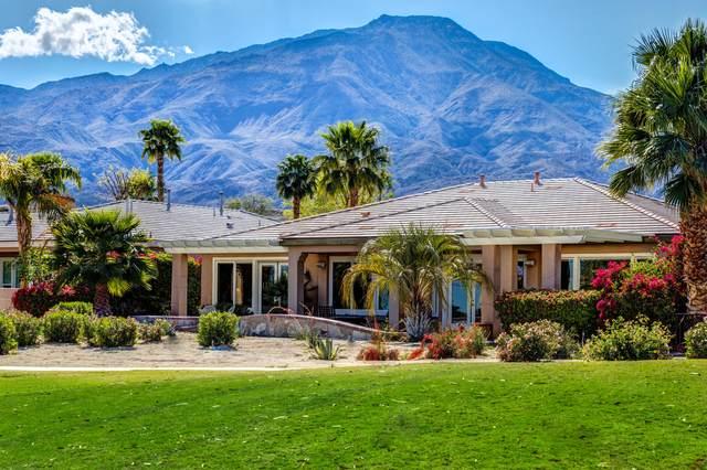 60500 Living Stone Drive, La Quinta, CA 92253 (MLS #219040868) :: The Sandi Phillips Team