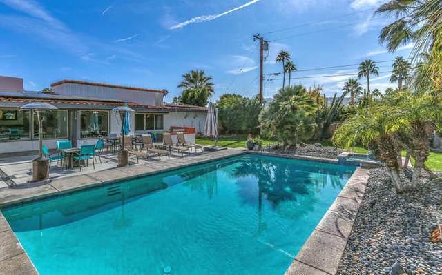 801 S Sunrise Way, Palm Springs, CA 92264 (MLS #219040879) :: The Sandi Phillips Team