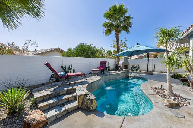 41410 Via Arbolitos, Indio, CA 92203 (MLS #219040972) :: The Jelmberg Team