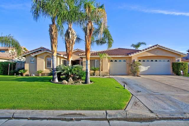 78920 Zenith Way, La Quinta, CA 92253 (#219041035) :: The Pratt Group