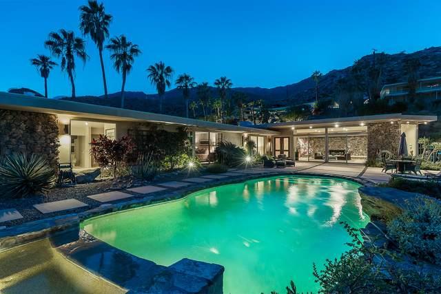 2481 Cahuilla Hills Drive, Palm Springs, CA 92264 (#219041049) :: The Pratt Group