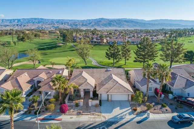 78454 Links Drive, Palm Desert, CA 92211 (MLS #219041148) :: The Jelmberg Team