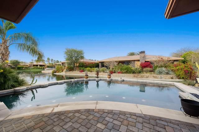 79750 Via Sin Cuidado, La Quinta, CA 92253 (MLS #219041159) :: The John Jay Group - Bennion Deville Homes