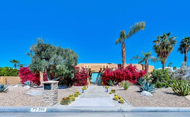 73586 Silver Moon Trail, Palm Desert, CA 92260 (MLS #219041174) :: The Sandi Phillips Team