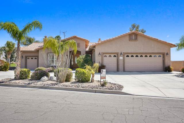 64798 Sanderling Court, Desert Hot Springs, CA 92240 (#219041193) :: The Pratt Group