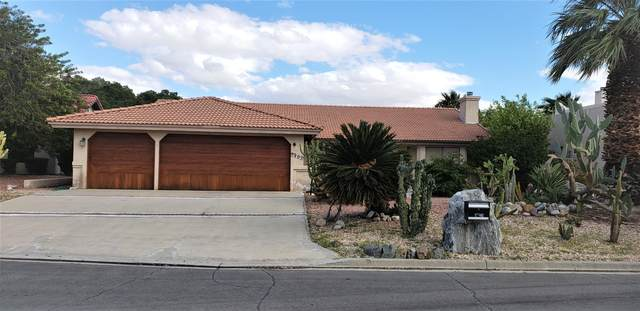 9460 Capiland Road, Desert Hot Springs, CA 92240 (MLS #219041214) :: HomeSmart Professionals
