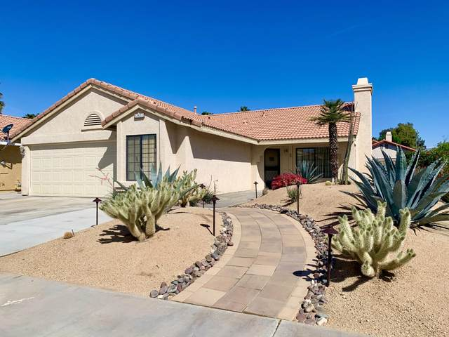 82426 Painted Canyon Avenue, Indio, CA 92201 (#219041215) :: The Pratt Group