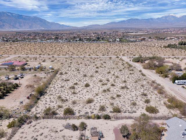 0 Mountain View & Louisan Rd, Desert Hot Springs, CA 92240 (#219041274) :: The Pratt Group