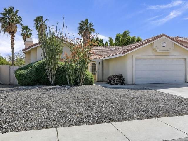 68725 Tachevah Drive, Cathedral City, CA 92234 (MLS #219041276) :: HomeSmart Professionals