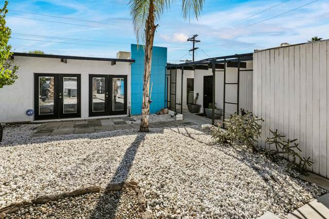 984 S Calle Santa Cruz, Palm Springs, CA 92264 (MLS #219041279) :: HomeSmart Professionals