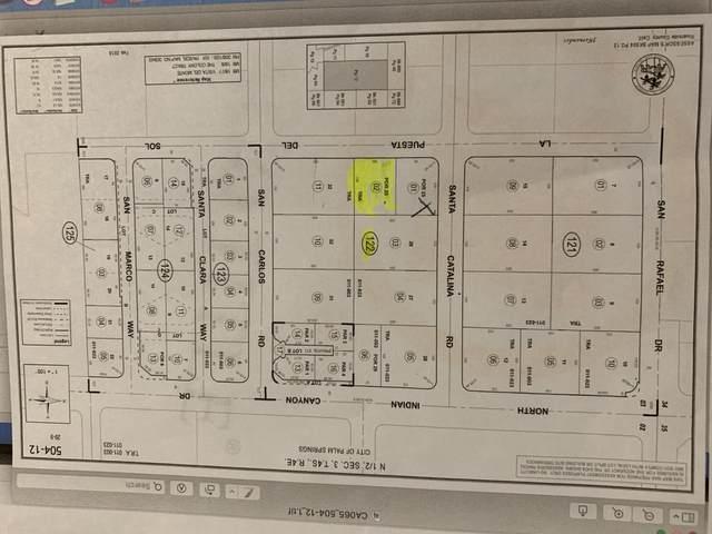 000 W Del Sol Road, Palm Springs, CA 92262 (MLS #219041285) :: Brad Schmett Real Estate Group