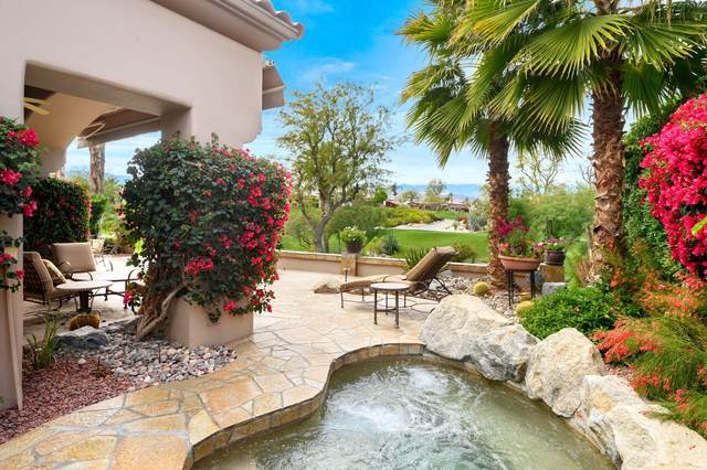 701 Indian Ridge Drive, Palm Desert, CA 92211 (MLS #219041289) :: The Sandi Phillips Team