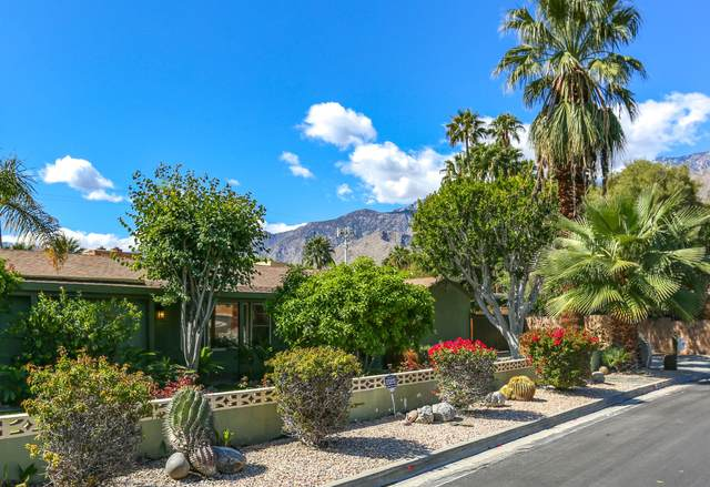 2029 E Paseo Gracia, Palm Springs, CA 92262 (MLS #219041303) :: HomeSmart Professionals