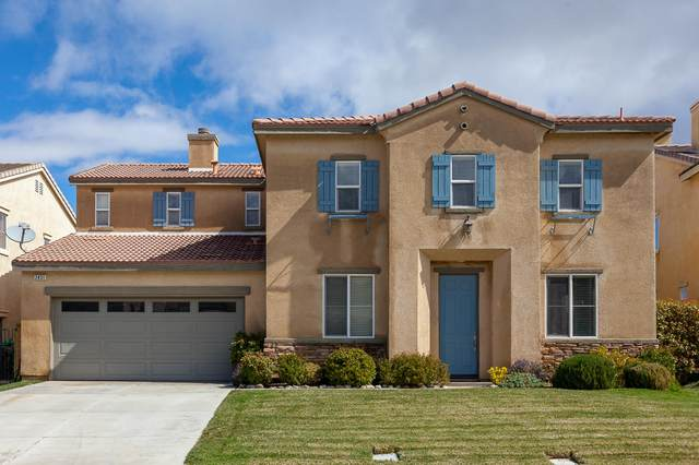 2431 Loganberry Circle, Palmdale, CA 93551 (MLS #219041328) :: HomeSmart Professionals