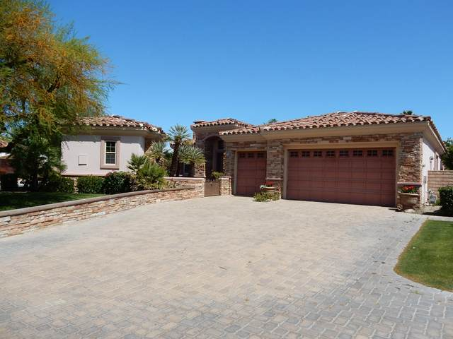 18 Porto Cielo Court, Rancho Mirage, CA 92270 (MLS #219041337) :: Mark Wise | Bennion Deville Homes
