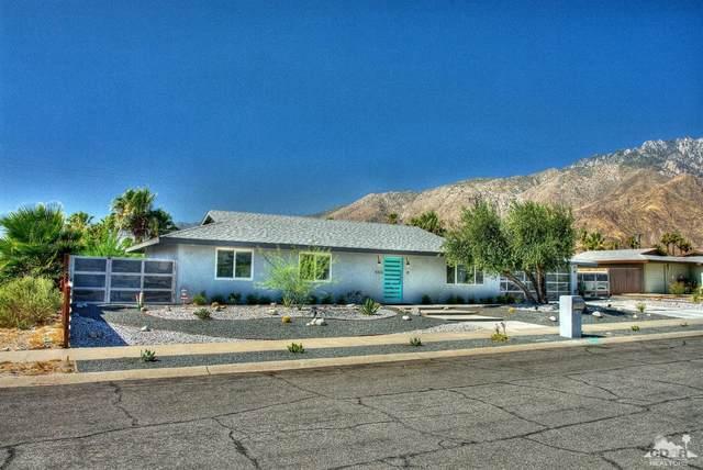 465 E Simms Road, Palm Springs, CA 92262 (MLS #219041395) :: The Jelmberg Team