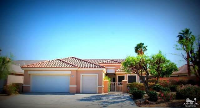 78529 Platinum Drive, Palm Desert, CA 92211 (MLS #219041404) :: The Sandi Phillips Team