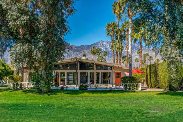 2102 S Broadmoor Drive, Palm Springs, CA 92264 (MLS #219041407) :: Brad Schmett Real Estate Group
