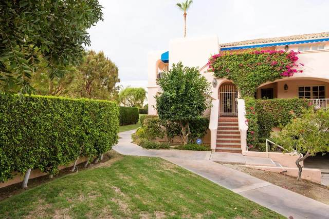 500 E Amado Road, Palm Springs, CA 92262 (MLS #219041446) :: The Jelmberg Team