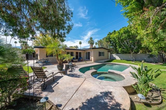 74638 Peppertree Drive, Palm Desert, CA 92260 (MLS #219041478) :: The John Jay Group - Bennion Deville Homes