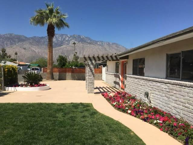 4240 Calle San Antonio, Palm Springs, CA 92264 (MLS #219041525) :: Brad Schmett Real Estate Group