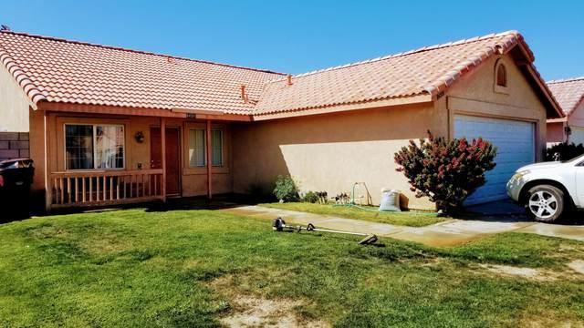 84591 Guitron Street, Coachella, CA 92236 (MLS #219041541) :: The Jelmberg Team