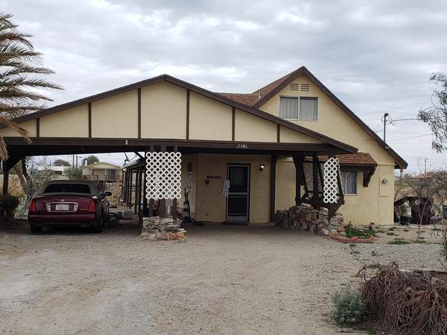 2346 Maui Lane, Salton City, CA 92275 (MLS #219041563) :: Hacienda Agency Inc