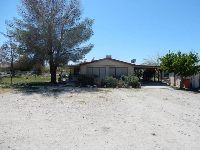 70640 Longyear Road, Desert Hot Springs, CA 92241 (MLS #219041591) :: The Jelmberg Team