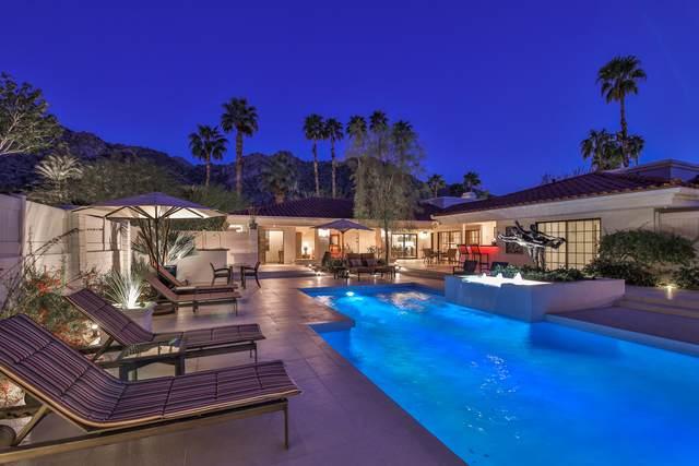 1685 Ridgemore, Palm Springs, CA 92264 (#219041596) :: The Pratt Group
