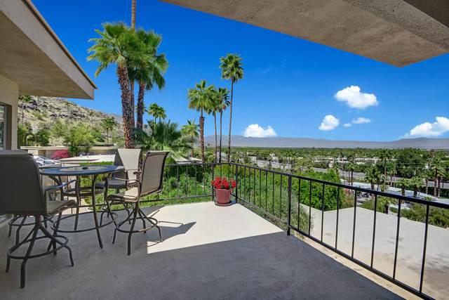 2149 Southridge Drive, Palm Springs, CA 92264 (MLS #219041605) :: The Jelmberg Team