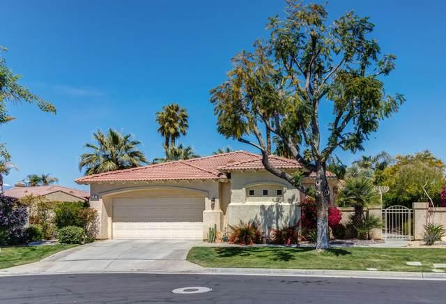 4 Novato Terrace, Rancho Mirage, CA 92270 (MLS #219041606) :: The Jelmberg Team