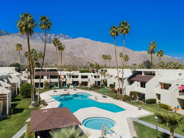 1655 E Palm Canyon Drive, Palm Springs, CA 92264 (MLS #219041628) :: The Sandi Phillips Team