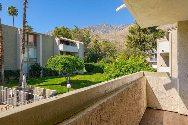 251 E La Verne Way, Palm Springs, CA 92264 (MLS #219041637) :: The John Jay Group - Bennion Deville Homes