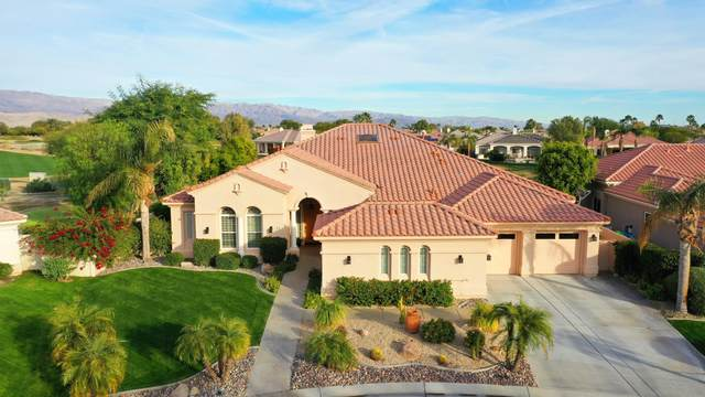 55 Calle De Oro, Rancho Mirage, CA 92270 (MLS #219041649) :: The Jelmberg Team