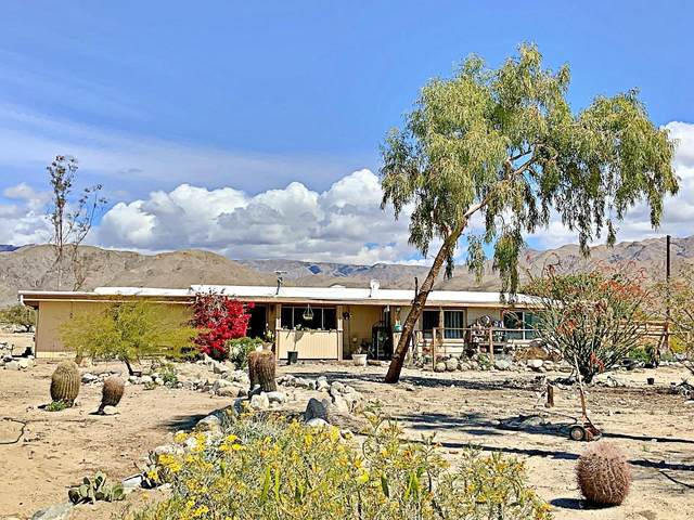 82410 Dillon Road, Desert Hot Springs, CA 92241 (MLS #219041675) :: The Sandi Phillips Team