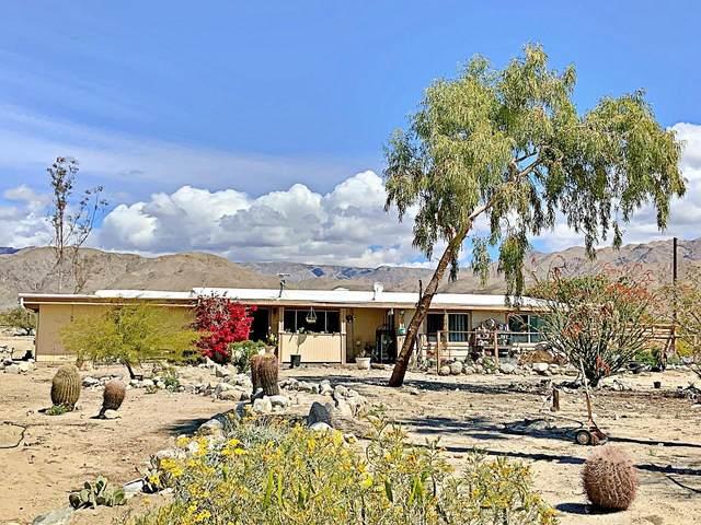 82410 Dillon Road, Desert Hot Springs, CA 92241 (MLS #219041675) :: The John Jay Group - Bennion Deville Homes