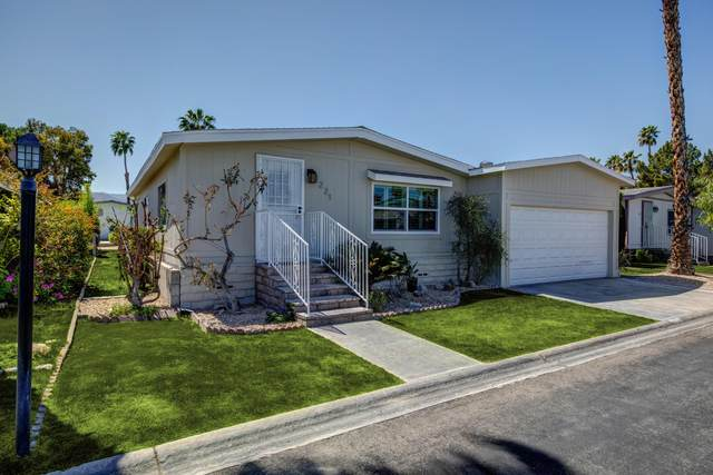 1221 Via Yolo, Cathedral City, CA 92234 (MLS #219041677) :: The John Jay Group - Bennion Deville Homes