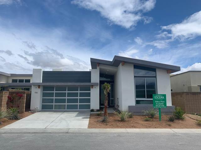 1186 Cyan Lane, Palm Springs, CA 92262 (MLS #219041713) :: The John Jay Group - Bennion Deville Homes
