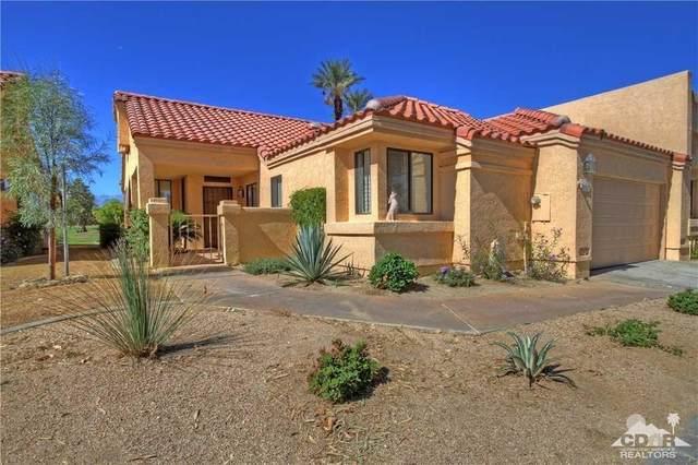 41813 Preston Trail, Palm Desert, CA 92211 (MLS #219041719) :: The John Jay Group - Bennion Deville Homes