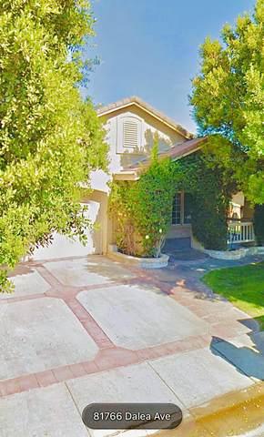 81766 Dalea Avenue, Indio, CA 92201 (#219041767) :: The Pratt Group